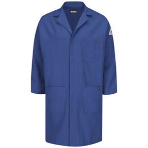 Snap-Front FR Lab Coat in Nomex IIIA
