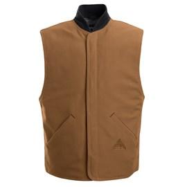 Bulwark FR Vest Jacket Liner in Brown Duck