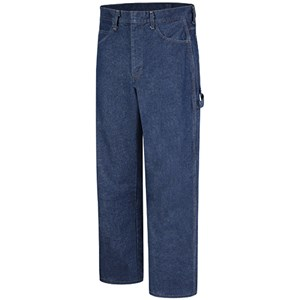 Bulwark FR Prewashed Denim Dungaree