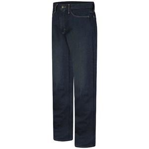Bulwark Straight Fit Sanded Denim FR Jeans