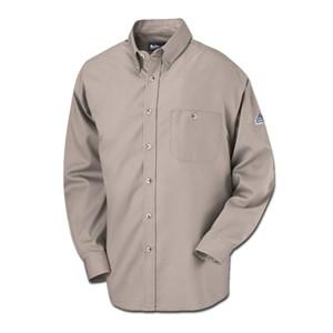FR Women's Button Front Dress Uniform Shirt