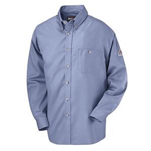 Button-Front FR Dress Shirt