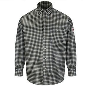 FR Plaid Dress Shirt