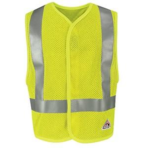 Flame Resistant Hi-Viz Mesh Vest