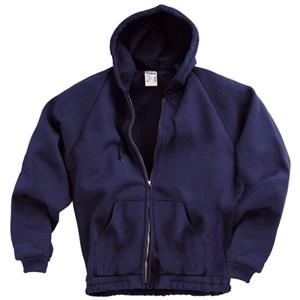 UltraSoft Fleece FR Hooded Sweatshirt with Zipper